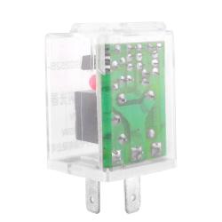 Aukey Car 12V 3 Pin LED Signal Flash Light Indicator