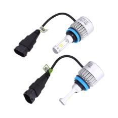 Autofan S2 Csp 210w Led Car Vehicle Headlight Set H1/h7/h11/9006 Lamp Bulb 21000lm 6500k - Intl By Autofan.