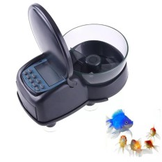 Automatic Fish Feeder Digital Aquarium Tank Fish Feeder 4 Feeding Time Setup By Jungletec.