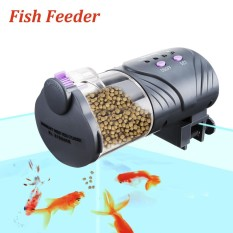 Automatic Fish Feeder Tank Aquarium Intelligent Timing Koi Goldfish Feeding - Intl By Audew.