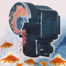 Automatic Fish Food Feeder Auto Timer Tank Pet Digital Aquarium Tank Pond - Intl By Hansonshop.