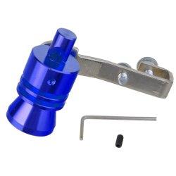 AZONE Aluminum Turbo Sound Simulator Whistle Blue