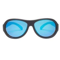 d8e55ce365 Babiators Polarized BAB-050 Sunglasses Black Ops Black Cool Blue Lenses (3-7