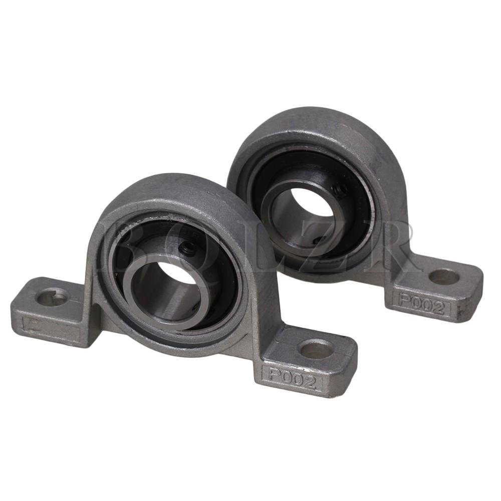 Ball Bearing Pillow Block Mounted Support Set of 2 product preview, discount at cheapest price