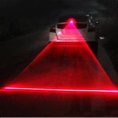 Blackhorse Anti Collision Rear-end Car Laser Tail 12v led car Fog Light Auto Brake