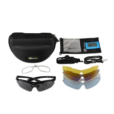 PHP 1.333. Boboky RockBros Cycling Outdoor Polarized Glasses Sunglasses Goggles 5 Lenses ...