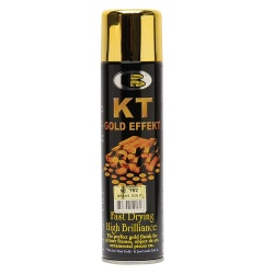 Bosny No. 182 KT Gold Spray Paint (Brass Gold)