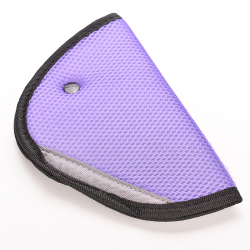 Buytra Auto Kids Seat Belt Clip Adjuster Purple