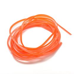Buytra Car Decoration Thread Orange 5M