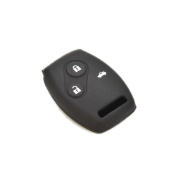 Buytra Car Key Case Cover Fob Shell For Honda Accord Civic