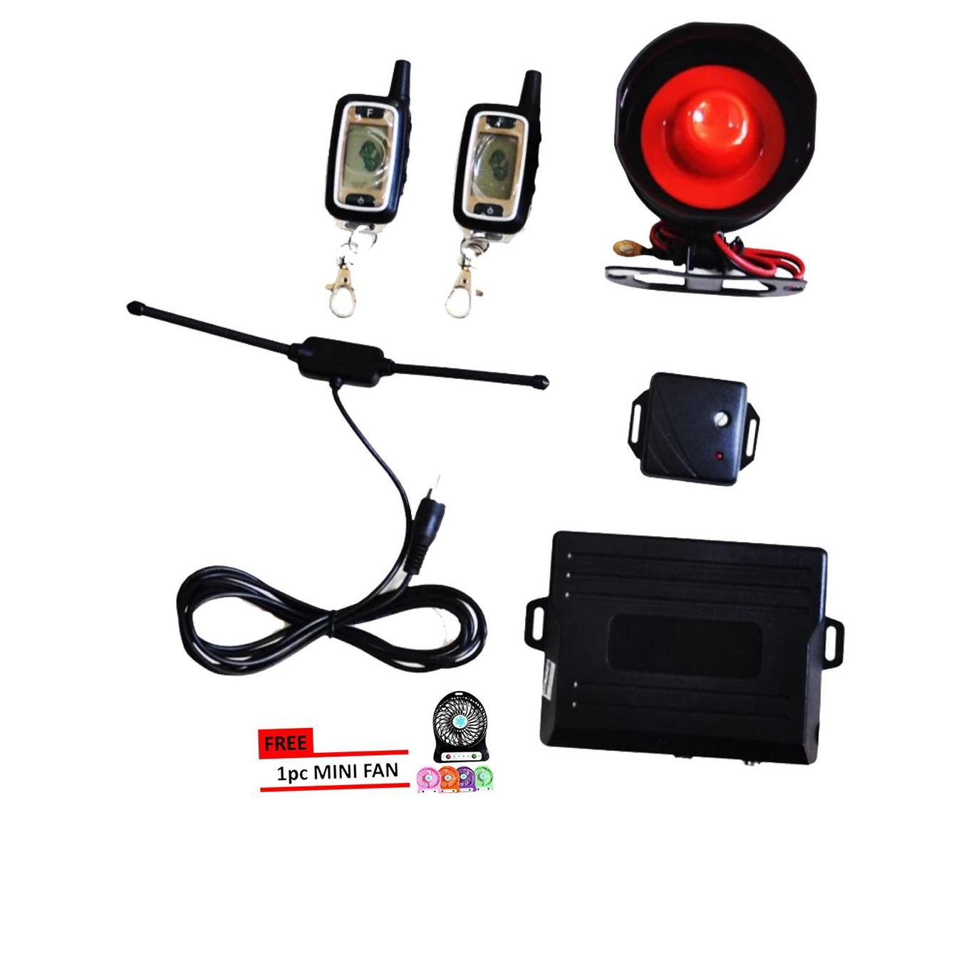 Car Alarm 2 Way BCS100 B1