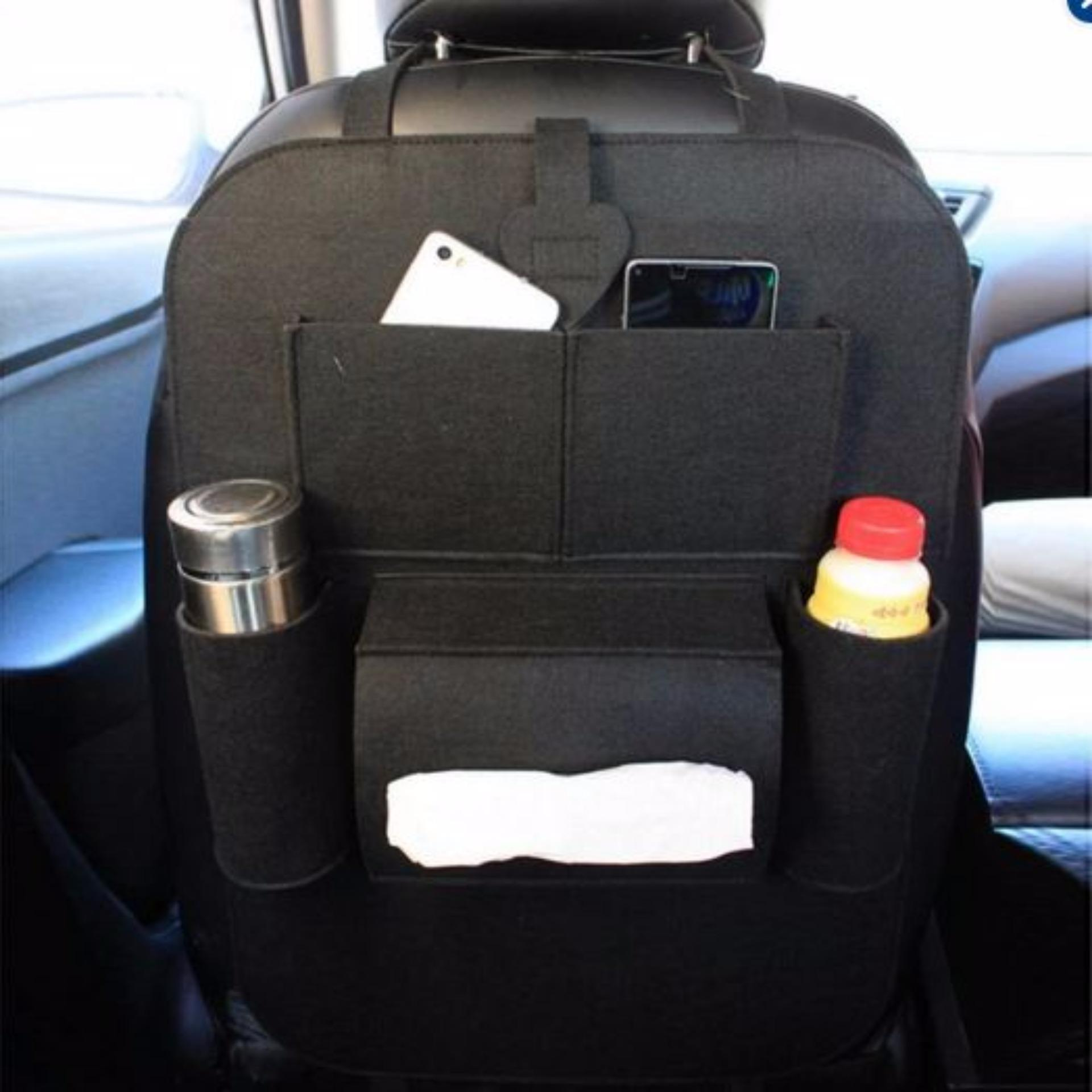 Car Back Seat Organizer Random Color