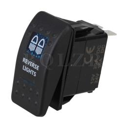 Car Boat ARB Rocker Switch (Black)