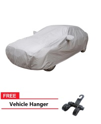 Car Cover with Vehicle Hanger