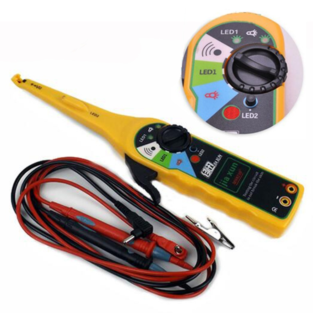 Test Leads For Sale Electrical Tester Online Brands Prices Voltage Circuit Pen Screwdriver Line Detector Car Diagnostic Led Auto Power Electric Lamp Probe Light 0
