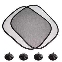 Car Interior Screen Sun Shade heat Block 2pcs - Intl