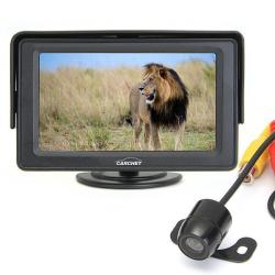 Car LCD Screen Wireless View Monitor
