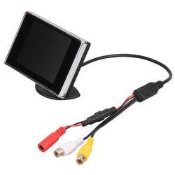 Car Monitor Reverse Rear View Camera