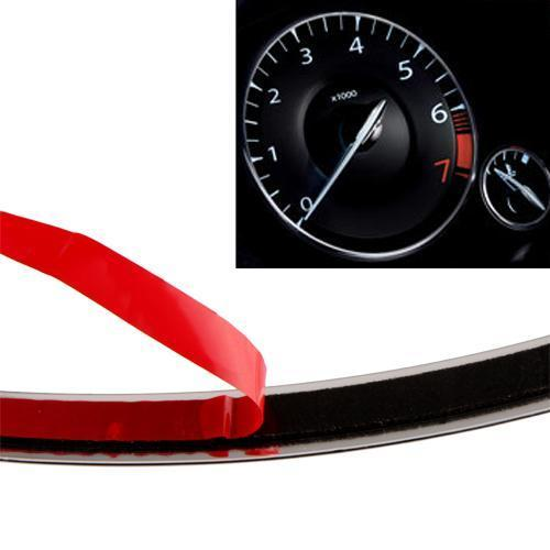 Car Moulding Trim Strip Silve 12mm - thumbnail