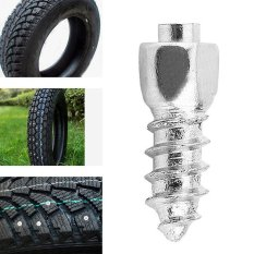 Car Truck Cycle Motorcycle Screw In Tire Snow Chain Stud Anti-Slip Spikes - Intl By Ailsen.