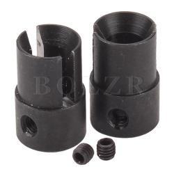 Car Truck RC1:10 Drive Cup B Part 02016 Set of 2 (Black)
