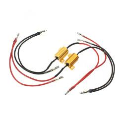Carceht 25W LED Turn Signal Light Load Resistor (2pcs)