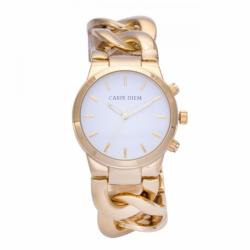 Carpe Diem Rapunzel Gold Watch
