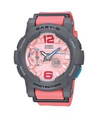 48b2fb61b73a9 Philippines. Casio Baby-G Women s Red Resin Strapp Watch BGA-180-4B2DR