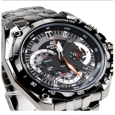 9a4985f97e1e Philippines. Casio Edifice Chronograph Men s Stainless Steel Strap Watch  EF-550D