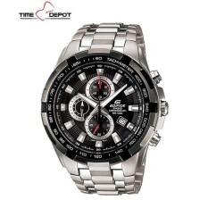 5cda90fa4279 Philippines. Casio Edifice Men s Silver Stainless Steel Strap Watch  EF-539D-1AVUDF