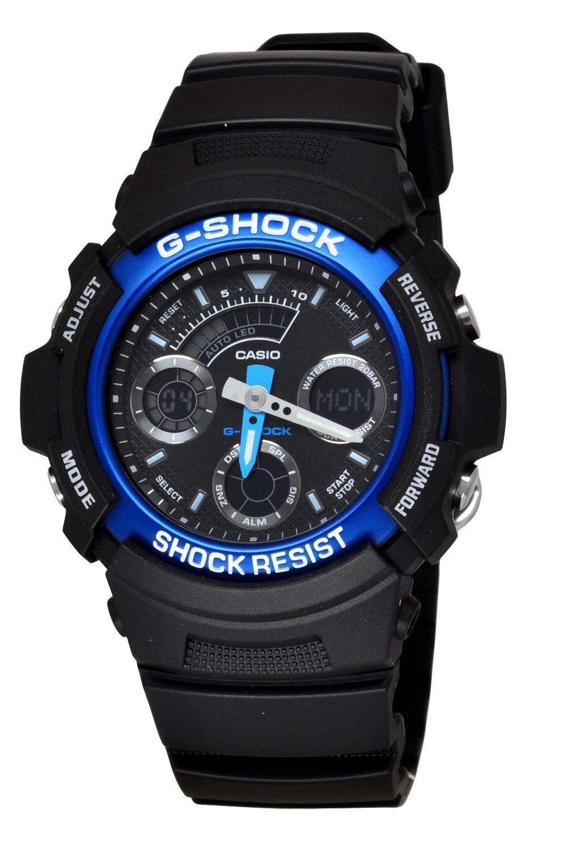 Casio G-Shock Black (AW591-2) - thumbnail