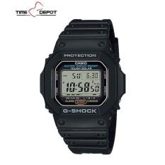 8c2204620e09 Philippines. Casio G-Shock Digital Tough Solar Men s Black Resin Strap Watch  G-5600E-
