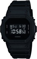 Casio G-shock DW-5600BB-1 Solid Colors Men's Watch