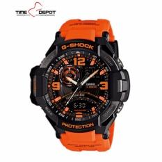 Casio G-Shock Gravity Master Men's Black Resin Strap Watch GA-1000-4A