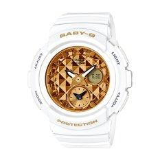 Casio G-Shock Women's Resin Strap Watch BGA-195M-7A - intl