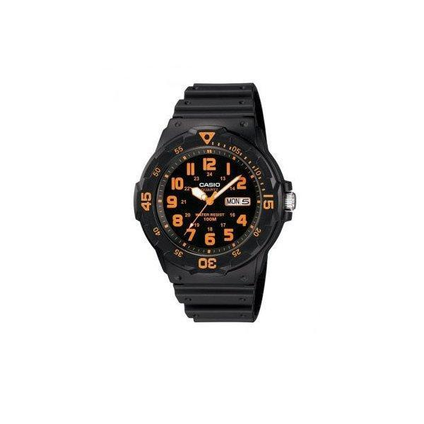 Casio Men's Marine Black Dial Black Resin product preview, discount at cheapest price