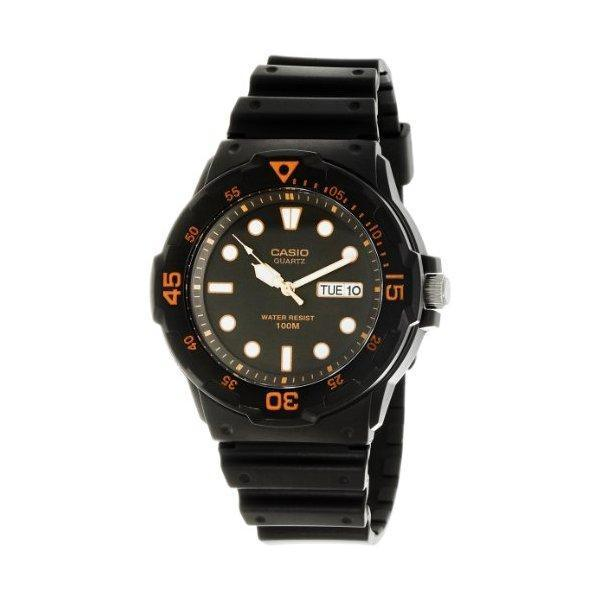 Casio Men's MRW200H-1EV Black Resin Quartz Watch with Black Dial product preview, discount at cheapest price