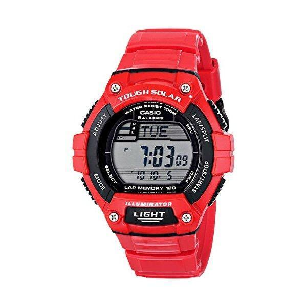 Casio Men's W-S220C-4AVCF