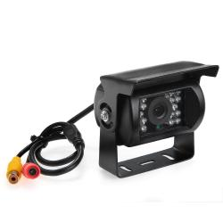 Color CMOS 120°Car Bus Van Truck IR LED Rear View Reverse Camera