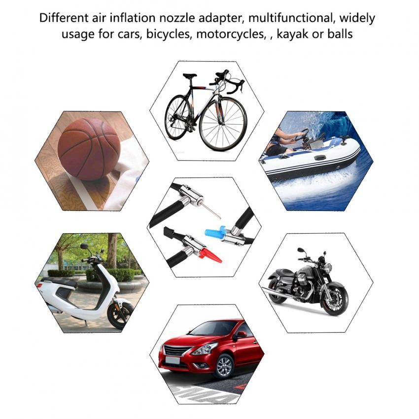 etc Tricycles Mini Air Compressor Portable Mini Air Compressor Electric Tire Infaltor Pump 12 Volt Car 300 PSI for Bicycles Motorcycles Basketball Electric Tires Cars Soccer