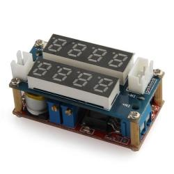 DCConverter 5A Volt Regulator Dual Display