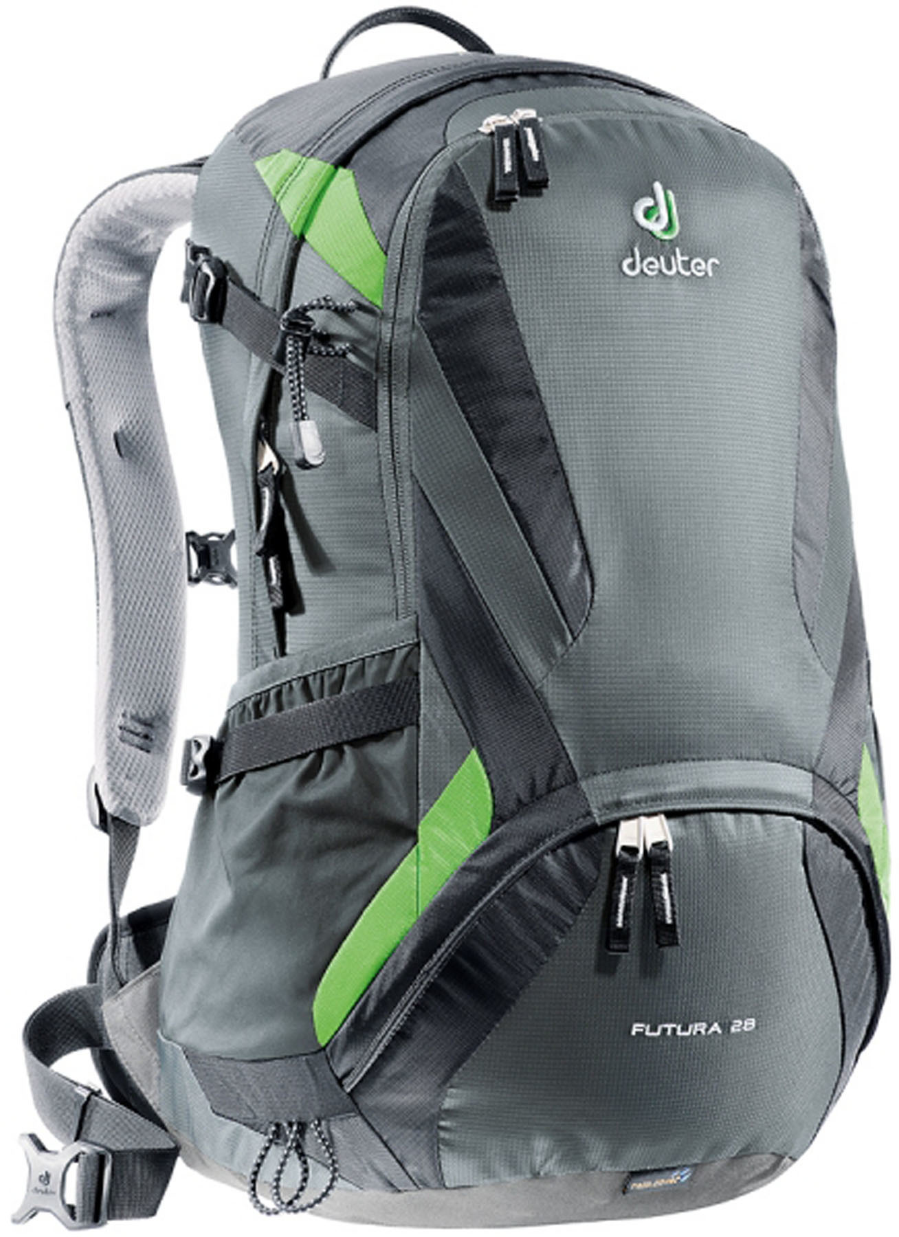 Deuter Futura 28 Hiking Bag (Granite/Black)