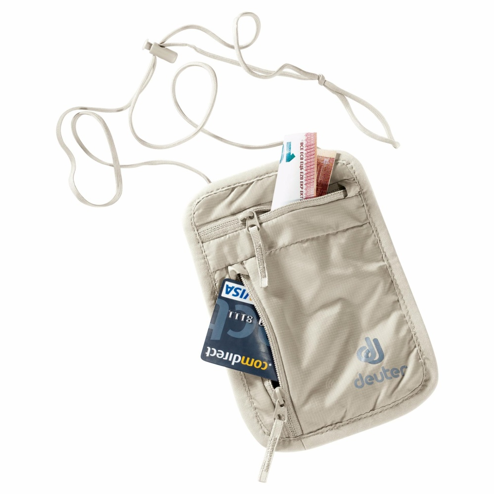Deuter Security Wallet I (Sand)