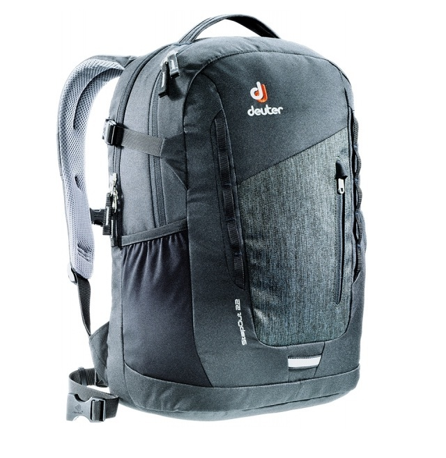 Deuter StepOut 22 Backpack (Dresscode Black)