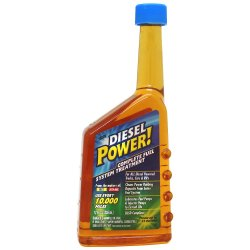 Diesel Power 15209 Complete Fuel System Treatment 355mL