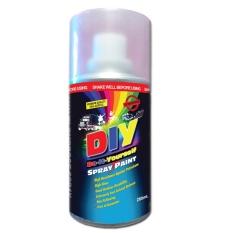 DIY Premium Spray Paint Super Black Gloss 250ml