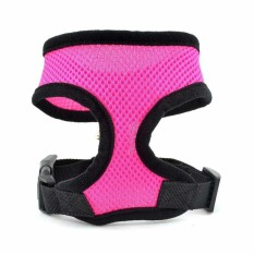 Dog Harness Vest Collar Big Dog Soft Adjustable Harness Pet Large Dog Walk Out - Intl By Ailsen.