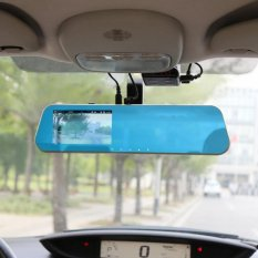1080p Hd Dual Lens Car Rear View Backup Camera Support Car Recorder And Reverse Parking By Uj Store.
