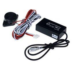 Electromagnetic Reversing Backup Radar Sensor (Black)