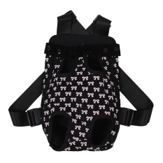 Exchange Carrier Pouch Black Washable Dog Cat Home M - Intl By Lapurer